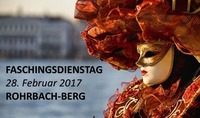Faschingsdienstag in Rohrbach-Berg 2017@Zentrum