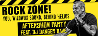 ROCK ZONE You, Wildwux Sound, Behind Helios + Aftershow Party@Viper Room