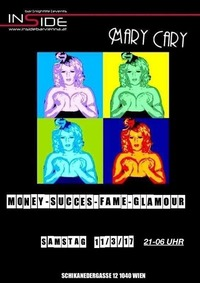 Money-Succes-Fame-Glamour/By Mary Cary @Inside Bar