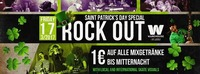 Rock Out - Saint Patrick's Day Special@Warehouse