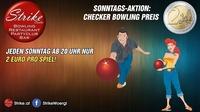Checker Bowling Preis im Strike Wörgl - Check in@Check in