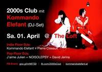 2000s Club mit Kommando Elefant DJ-Set!