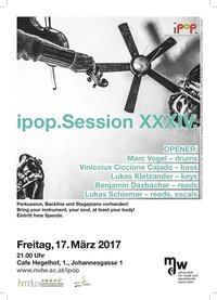 iPop.Session XXXIV.@Cafe Hegelhof