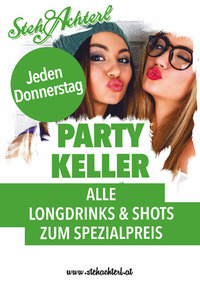 Partykeller@Stehachterl