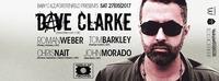 World of Techno // pres. Dave Clarke - 27/05/2017@Baby'O