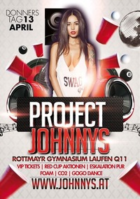 Project Johnnys by Q11 // Feiern die ganze Nacht +16@Johnnys - The Castle of Emotions