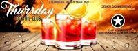 Thursday Cocktail Club@Club Sternberg
