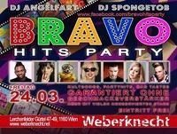 BRAVO Hits Party at Weberknecht // 24.03.2017@Weberknecht