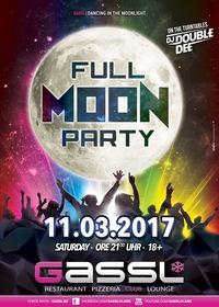 Full Moon Party@Gassl