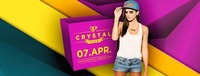 Crystal Club - Season Closing mit Tanja Roxx