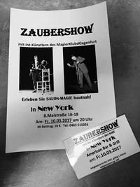 2. Zaubershow@New York