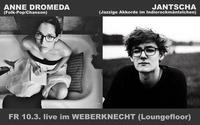 Konzert / freie Spende@Weberknecht