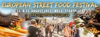 European Street Food Festival@Stadtplatz