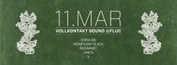 11/03 - Vollkontakt Sound@Fluc / Fluc Wanne