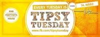 Tipsy Tuesday - 14.03.2017@lutz - der club