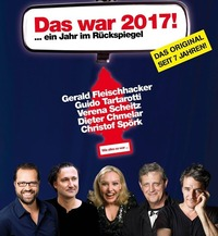 Das war 2017 - Ein Jahr im Rückspiegel@Stadtsaal Wien