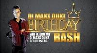 Birthday Bash Mit Dj Maxx Duke@Rossini