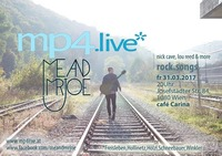 MP4.live // me and mr joe@Café Carina