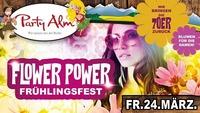 Flower Power FrühlingsNacht@Party Alm Hartberg