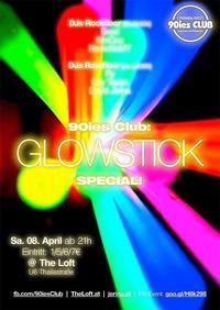 90ies Club: Glowstick Special!@The Loft