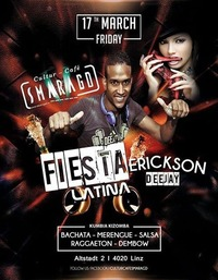 Fiesta Latina mit Dj Erickson@Smaragd