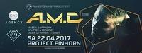Ruhestörung pres A.M.C [Titan] - Project Einhorn@Rush Club