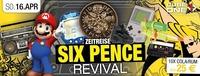 Cube One - Zeitreise Six Pence Revival