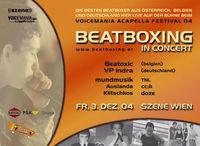 Beatboxing In Concert@Szene Wien
