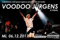 The Third Waltz: Voodoo Jürgens & Gäste in Wien@Gasometer - planet.tt