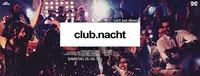 Club Nacht ft. Marcus Mattson@Orange