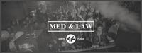 Med & Law - Sa 08.04. - We can't sleep@Chaya Fuera