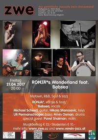 RONJA*s Wonderland feat. Babsea@ZWE