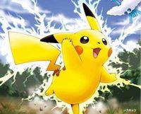 Gruppenavatar von Pikachu wird Donnerblitz einsetzen und deinen Körper zum explodieren bringen !