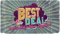 BEST Deal - Dein neuer Samstag im Sugarfree
