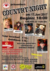 Country Night Open Air 17062017 Brauhaus Schwechat
