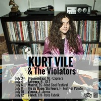 Kurt Vile & The Violators@Arena Wien