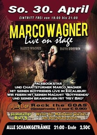 Marco Wagner Live On Stage@Excalibur