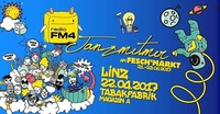 FM4 Tanzmitmir am Fesch´markt Linz@Tabakfabrik