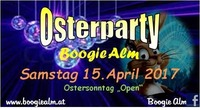 Osterparty 2017@Boogie Alm