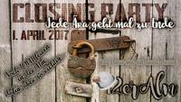 Große Closing Party@12er Alm Bar