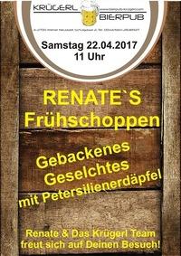 Renate`s Frühschoppe@Bierpub Krügerl