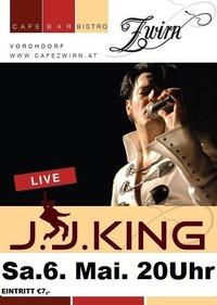 J.J.King Live