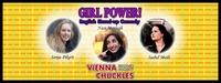 Girl Power! English Stand-up Comedy@Kultur Verein Tschocherl