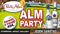 ALM PARTY@Party Alm Hartberg