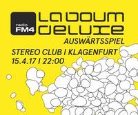 FM4 La Boum de Luxe I AUSWÄRTSSPIEL