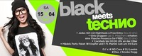 Black meets Techno@Baby'O