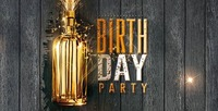 BIRTH DAY PARTY@Rossini