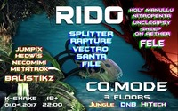 CO.MODE presents RIDO@K-Shake