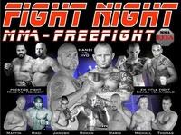 Fight Night – MMA Free Fight@Eishalle