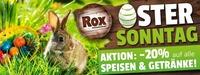 Oster Sonntag@Rox Bar&Grill